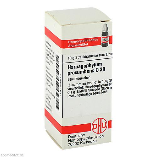 HARPAGOPHYTUM PROCUM D30, 10 G, Dhu-Arzneimittel GmbH & Co. KG
