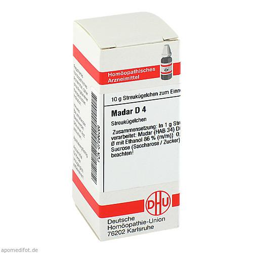 MADAR D 4, 10 G, Dhu-Arzneimittel GmbH & Co. KG