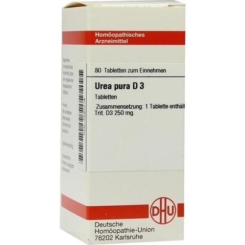 UREA PURA D 3, 80 ST, Dhu-Arzneimittel GmbH & Co. KG