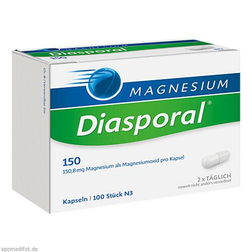 Magnesium Diasporal 150, 100 ST, Protina Pharmazeutische GmbH