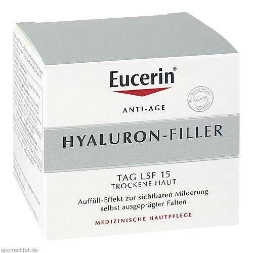 EUCERIN Anti-Age HYALURON-FILLER Tag trockene Haut, 50 ML, Beiersdorf AG Eucerin