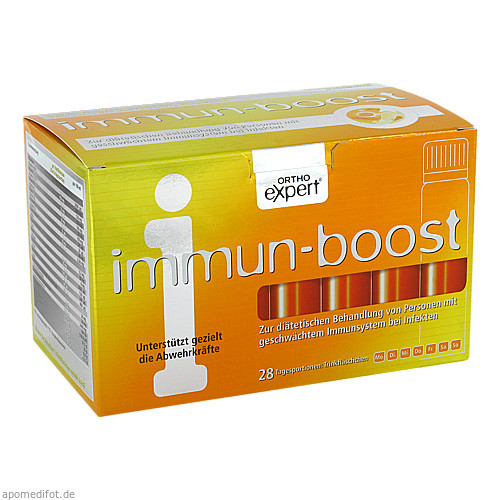 immun-boost Orthoexpert, 28X25 ML, Weber & Weber GmbH & Co. KG