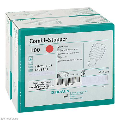 Combi Stopper LL rot Verschlußkonen, 200 ST, Actipart GmbH