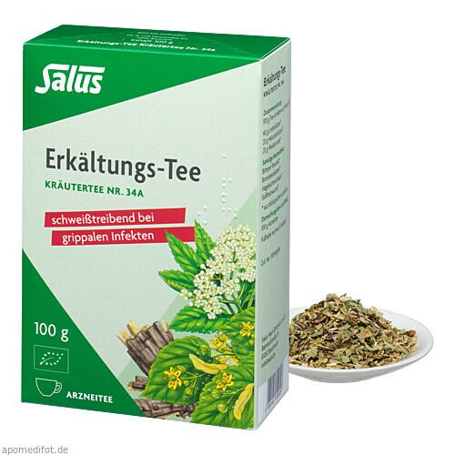 Erkältungs-Tee Kräutertee Nr. 34 a Salus, 100 G, Salus Pharma GmbH