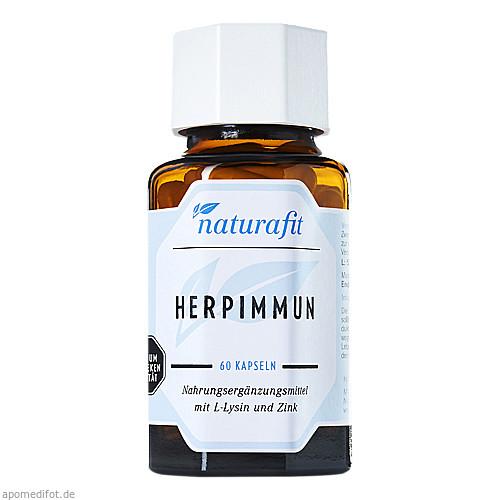 Naturafit Herpimmun, 60 ST, Naturafit GmbH