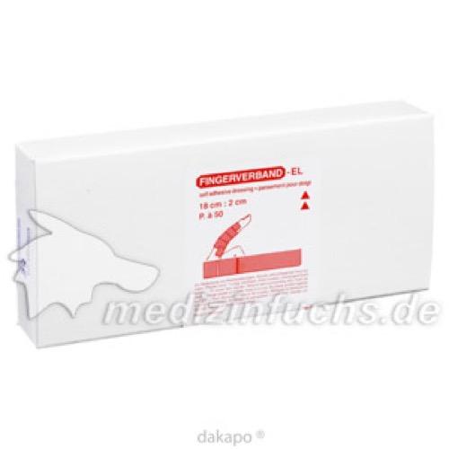 Fingerverbände elast.18x2cm, 50 ST, Medi Kauf Braun GmbH & Co. KG