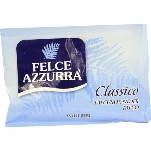Azzurra Paglieri Talkumpuder in Briefhülle, 100 G, Apotheker Bauer & Cie.