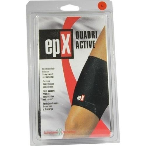 EPX Bandage Quadri Active Gr.L, 1 ST, Lohmann & Rauscher GmbH & Co. KG