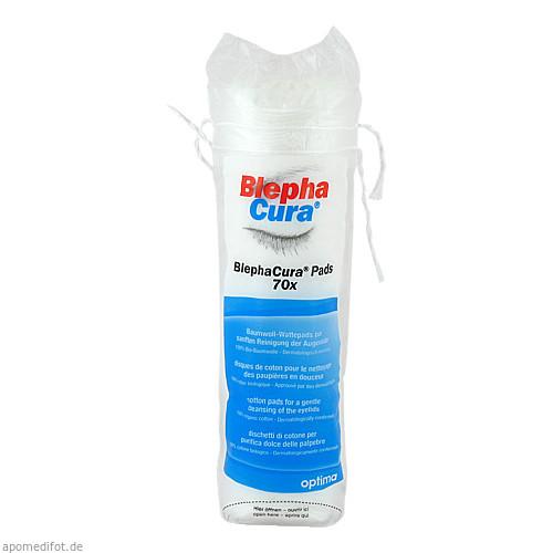 Blepha Cura Pads, 70 ST, Optima Pharmazeutische GmbH