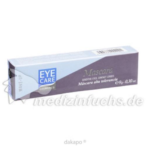 EYE CARE Wimperntusche braun 200, 9 G, Eye Care