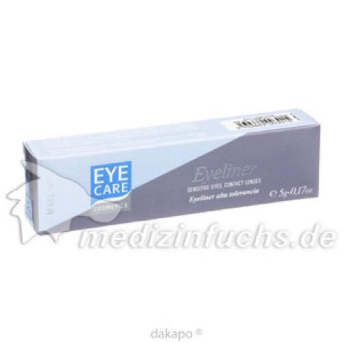 EYE CARE Lidstrich flüssig schwarz 301, 5 G, Eye Care
