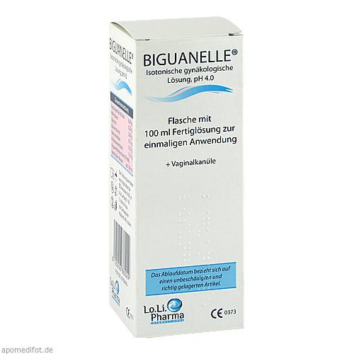 Biguanelle, 100 ML, Marckyrl Pharma GmbH