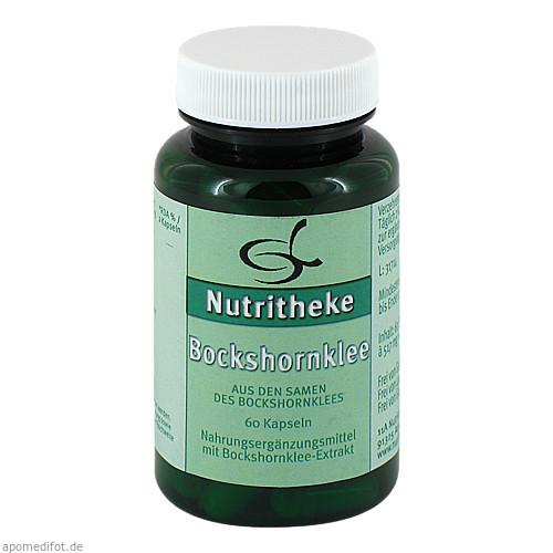 Bockshornklee, 60 ST, 11 A Nutritheke GmbH