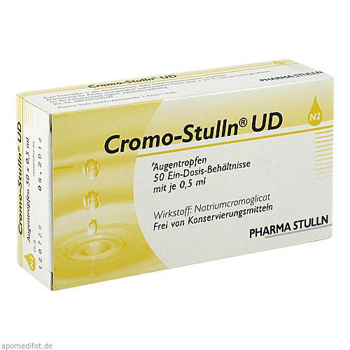 Cromo-Stulln UD, 50X0.5 ML, Pharma Stulln GmbH