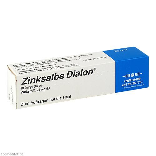 ZINKSALBE DIALON, 25 G, Engelhard Arzneimittel GmbH & Co. KG