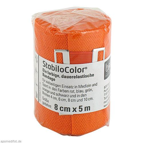 BORT StabiloColor orange 8cm, 1 ST, Bort GmbH