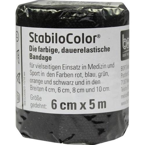 BORT StabiloColor schwarz 6cm, 1 ST, Bort GmbH