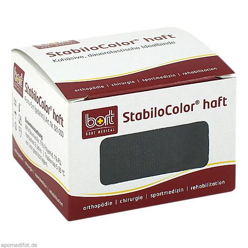 BORT StabiloColor haft schwarz 4cm, 1 ST, Bort GmbH