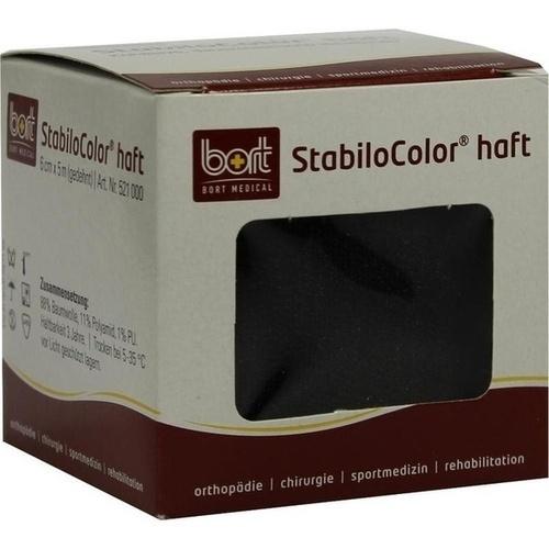 BORT StabiloColor haft schwarz 6cm, 1 ST, Bort GmbH