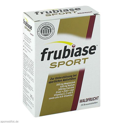 frubiase Sport Waldfrucht, 20 ST, Sanofi-Aventis Deutschland GmbH GB Selbstmedikation /Consumer-Care