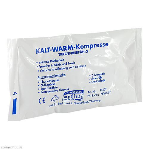 KALT WARM KOMPRESSE 7x10cm, 1 ST, Dr. Junghans Medical GmbH