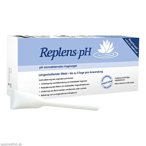 RepHresh Vaginalgel vorgefüllte Applikatoren, 9 ST, Aurosan GmbH