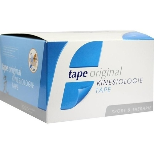 KINESIOLOGIC tape original blau 6er 5mx5cm, 6X1 ST, Unizell Medicare GmbH