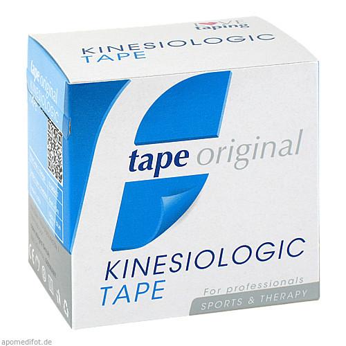 KINESIOLOGIC tape original blau 5mx5cm, 1 ST, Unizell Medicare GmbH