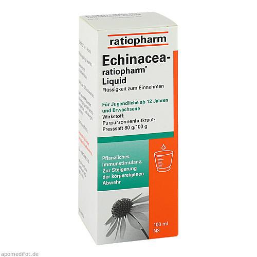 ECHINACEA-ratiopharm Liquid, 100 ML, ratiopharm GmbH