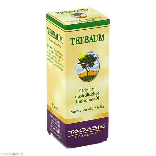 Teebaum Öl Taoasis im Umkarton, 10 ML, Taoasis GmbH Natur Duft Manufaktur