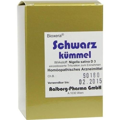 Schwarzkümmel, 60 ST, Diamant Natuur GmbH