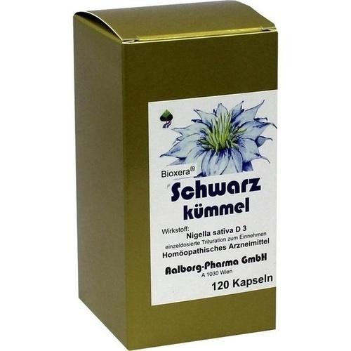 Schwarzkümmel, 120 ST, Diamant Natuur GmbH