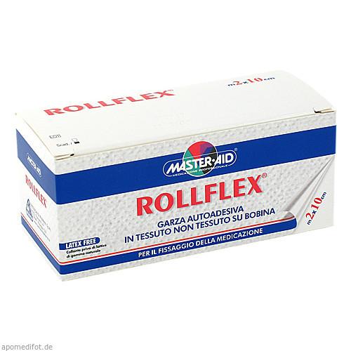 ROLLFLEX Pflaster-Fixiervlies 2mx10cm Master Aid, 1 ST, Trusetal Verbandstoffwerk GmbH