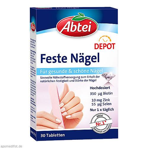 Abtei Feste Nägel, 30 ST, Omega Pharma Deutschland GmbH