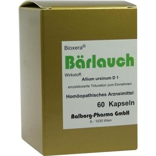 Baerlauch, 60 ST, Aalborg Pharma GmbH