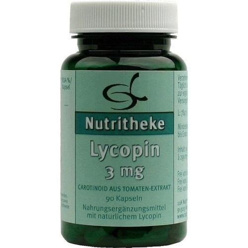 Lycopin 3mg, 90 ST, 11 A Nutritheke GmbH