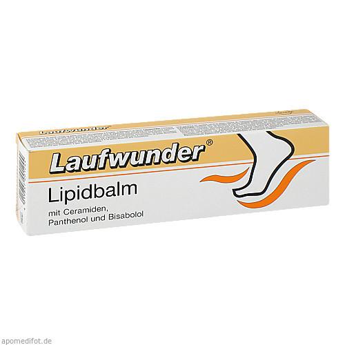 Laufwunder Lipidbalm m.Ceramiden u.Panthenol, 75 ML, Franz Lütticke GmbH