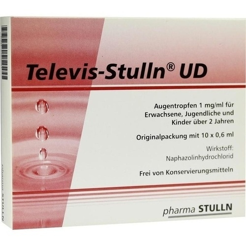 Televis-Stulln UD, 10X0.6 ML, Pharma Stulln GmbH