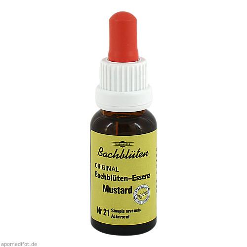 Bachblüten Murnauer Tropfen Mustard, 20 ML, Murnauer Markenvertrieb GmbH