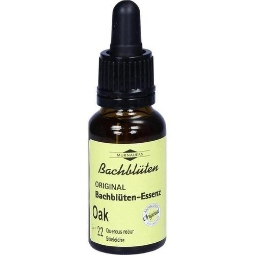 Bachblüten Murnauer Tropfen Oak, 20 ML, Murnauer Markenvertrieb GmbH