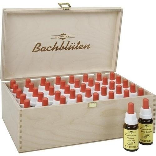 Bachblüten Murnauer Experten-Set Tropf.i.Holzbox, 38X20 ML, Murnauer Markenvertrieb GmbH