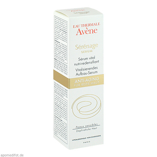 AVENE Serenage Vitalisierendes Aufbau-Serum, 30 ML, Pierre Fabre Pharma GmbH