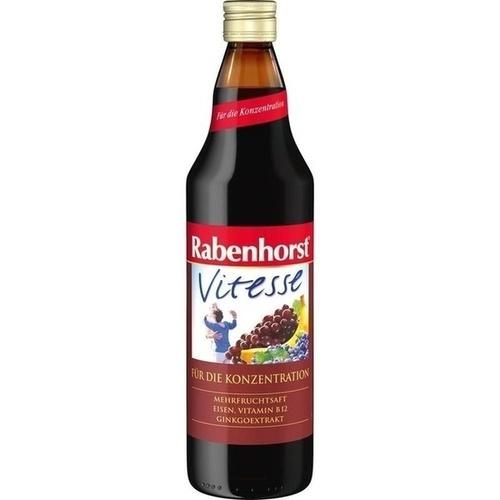 Rabenhorst Vitesse für die Konzentration, 700 ML, Haus Rabenhorst O. Lauffs GmbH & Co. KG