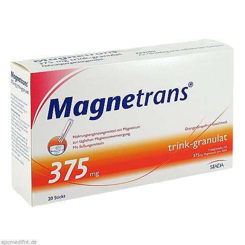 Magnetrans trink 375mg, 20 ST, STADA Consumer Health Deutschland GmbH