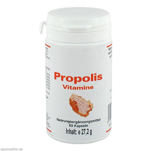 Propolis, 60 ST, Eder Health Nutrition