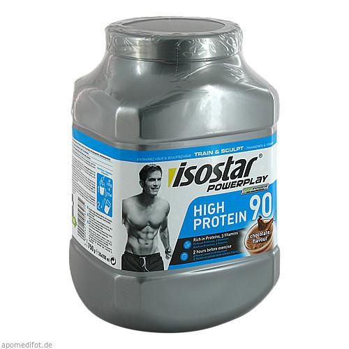 Isostar Powerplay High Protein 90 Schoko, 750 G, GENUPORT TRADE GmbH