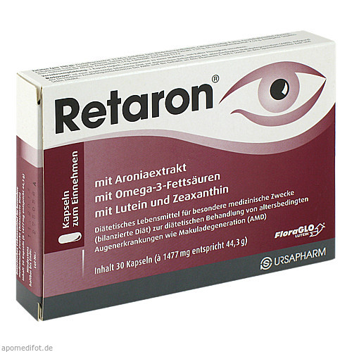 Retaron AMD, 30 ST, Ursapharm Arzneimittel GmbH