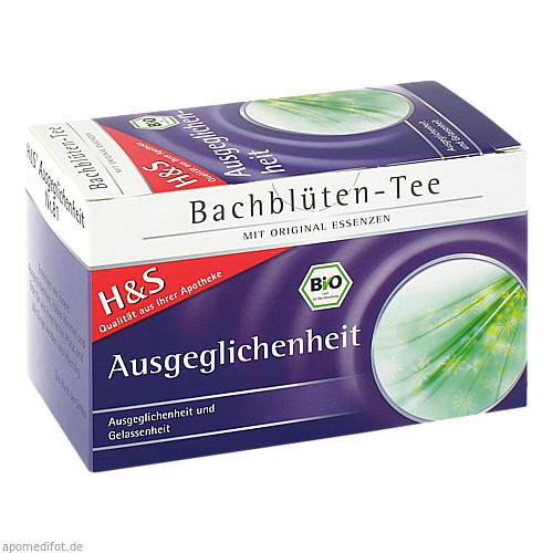 H&S Bachblüten Ausgeglichenheits-Tee, 20X3.0 G, H&S Tee - Gesellschaft mbH & Co.
