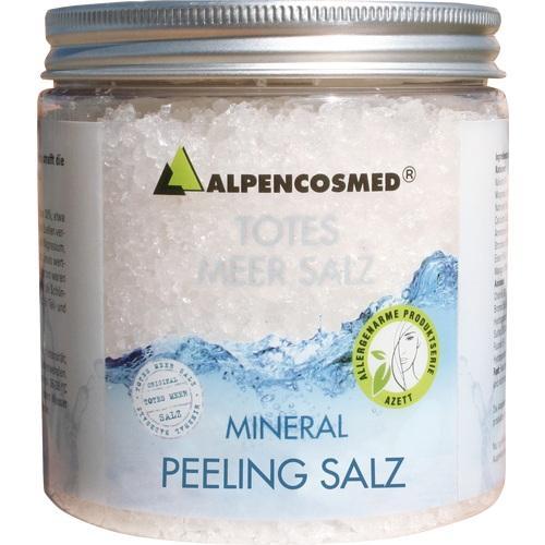 ALPENCOSMED Totes Meer Peeling Salz, 500 G, AZETT GmbH & Co.KG