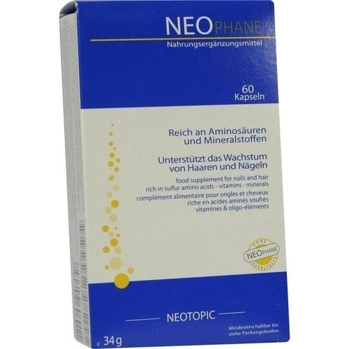 Neophane, 60 ST, Neotopic GmbH & Co. KG
